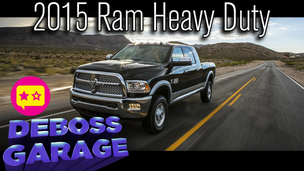 2015 Dodge Ram 2500 Review Youtube