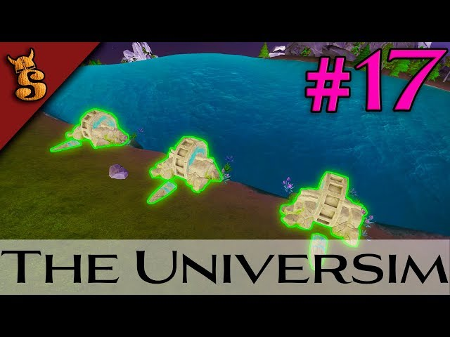 Expanding The Water Supply | The Universim #17