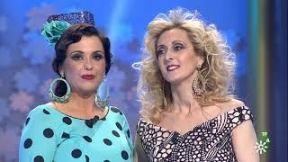 Virginia Ripoll y María Teresa Galdón- Cinco Farolas valoración jurado- gala 4 Original y copla 4