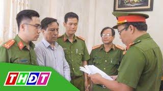 Khởi tố, bắt tạm giam cựu Chủ tịch và Phó Chủ tịch TP. Trà Vinh | THDT