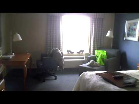 Hampton Inn Laguardia Room Tour