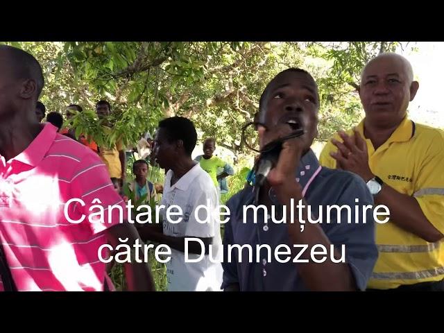 Cântări creștine în Andakana