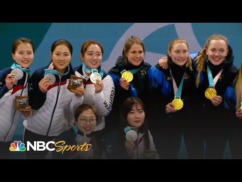 2018 Winter Olympics Daily Recap Day 16 I Part 2 I NBC Sports