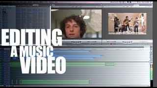 HOW TO: EDIT A MUSIC VIDEO (TUTORIAL)