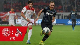 F95-Spieltag | Fortuna Düsseldorf vs. 1. FC Köln 2:0 | Derbysieger