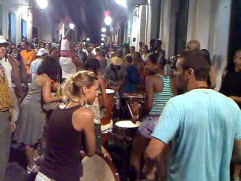 Salvador street (with jam)