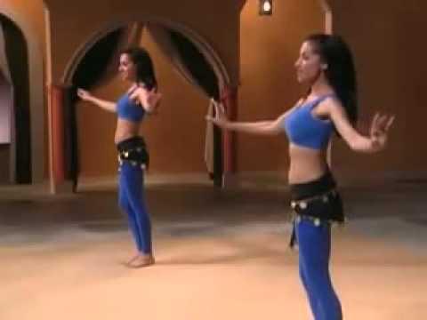танец живота урок 4 сжигание жира