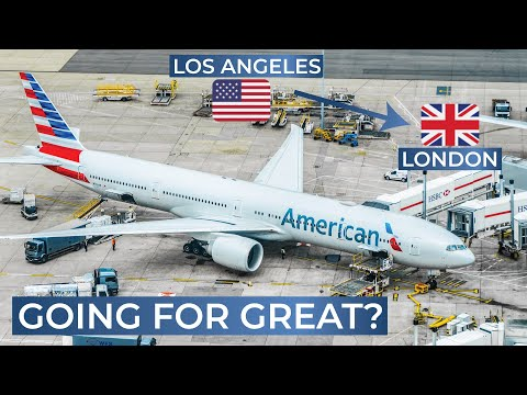 TRIPREPORT | American Airlines (ECONOMY) | Boeing 777-300ER | Los Angeles - London Heathrow