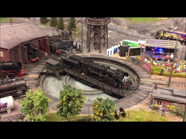 Nye gummiringe på damplokomotiverne