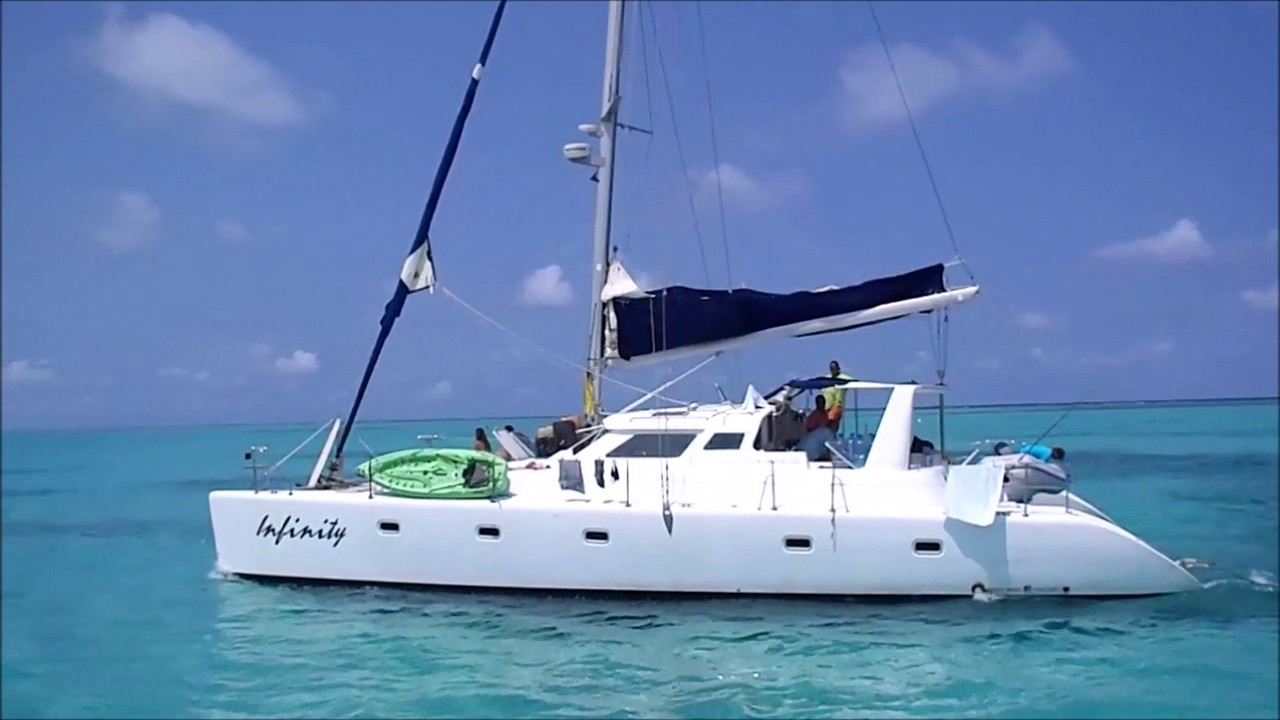 Image result for roger cats catamaran roatan