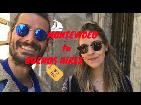 Uruguay Expat Life :  Cheapeast way to go to Buenos Aires