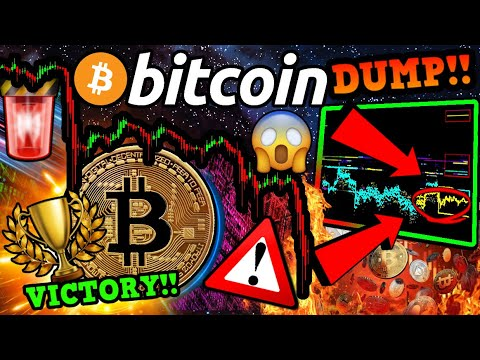 WHY IS BITCOIN STILL CRASHING?!! GOOD & BAD News... VICTORY For BTC ADOPTION!! 🔥