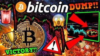 WHY IS BITCOIN STILL CRASHING?!! GOOD & BAD News... VICTORY for BTC ADOPTION!!