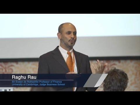 The Future of Finance Symposium: Raghu Rau (speaker)