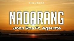 Nadarang - Agsunta Ft.Jroa (Lyrics)