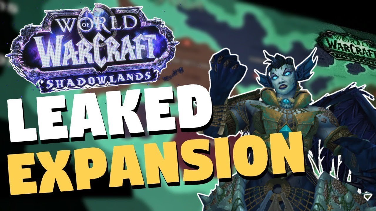 New Wow Expansion 2020.Shadowlands Next Expansion Leaks New Class Wow 9 0 Rumors Dragon Isles World Of Warcraft