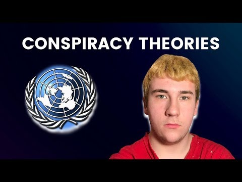 CONSPIRACY THEORIES S3 E10 - New World Order