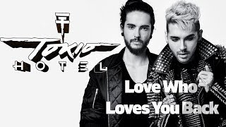 Скачать Tokio Hotel Love Who Loves You Back Русский кавер от Jackie O