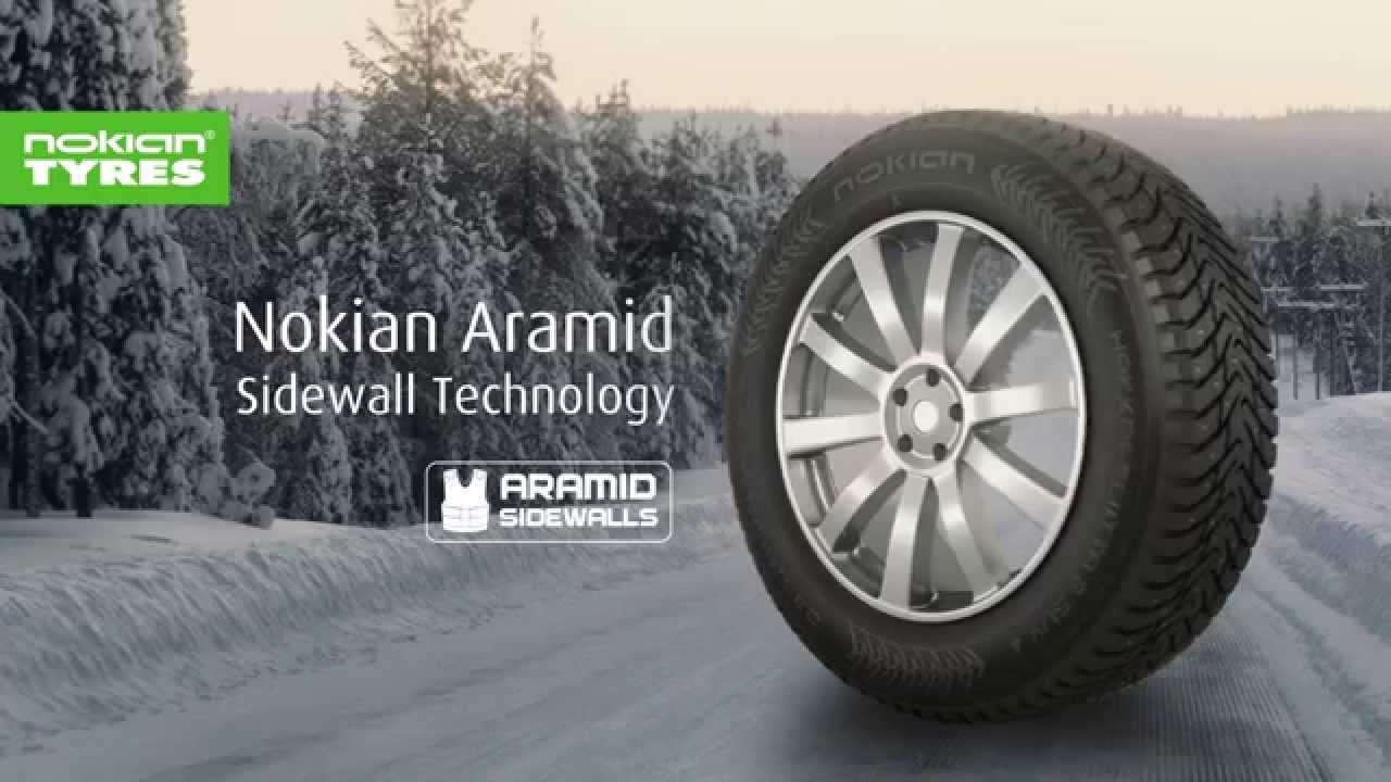 Nokian Tires Review >> Aramid Saves Tyres Nokian Tyres Saves Lives Winter