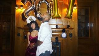 Rapper Joe Budden & Cyn Santana from Love & Hip Hop New York