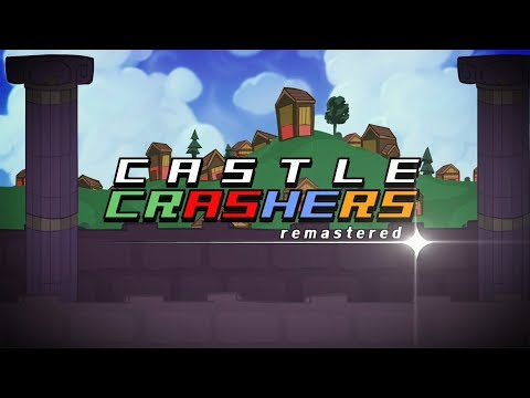 Castle Crashers Remastered coming to Nintendo Switch and PS4