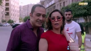 وده بقى اخرة اللي يعاكس البنات فى الشارع _الحلقة السابعة من مسلسل يوميات زوجه مفروسة اوى