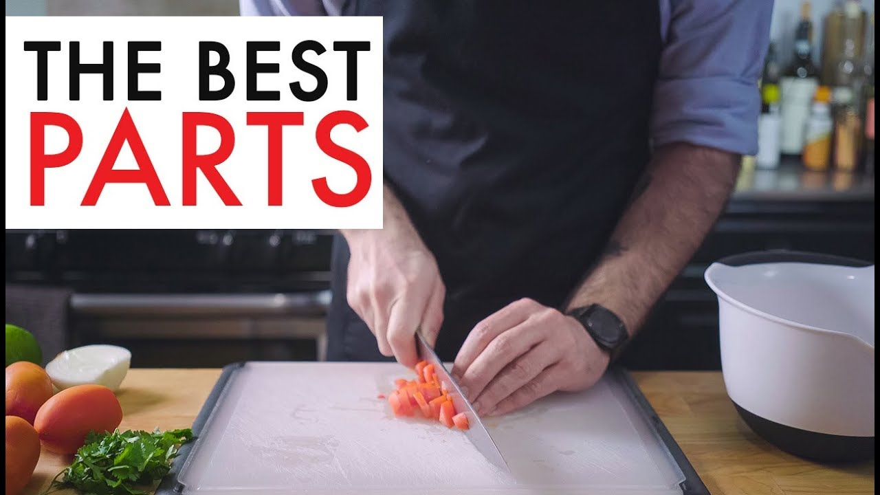 Binging With Babish The Best Parts