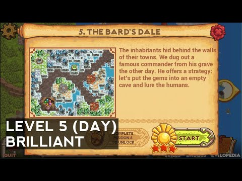 Cursed Treasure 2 - Level 5 - The Bard's Dale (DAY) - BRILLIANT  