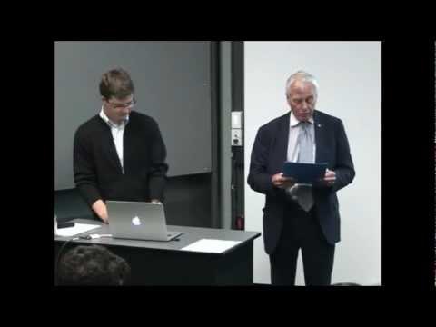 Professor Guillaume Wantz - WIN Seminar Series