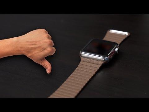 Apple Watch Leather Loop: Is it worth it?
