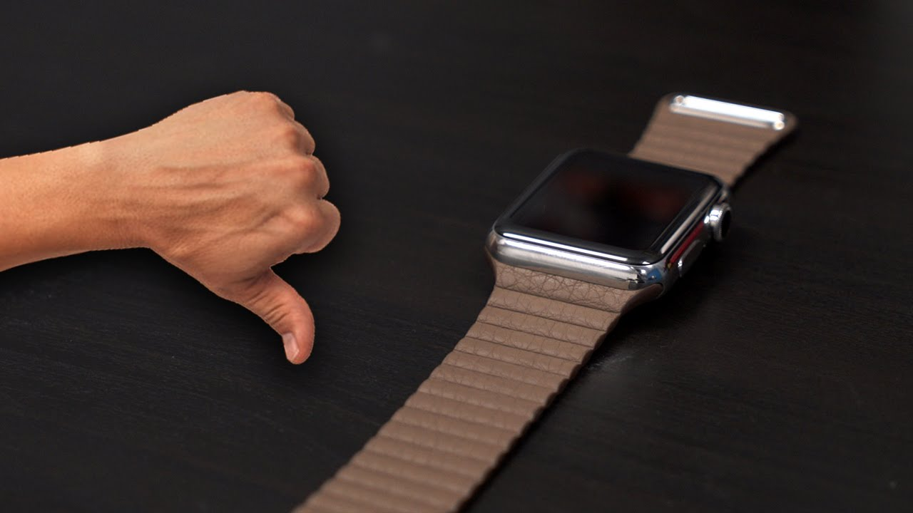 Apple Watch Leather Loop Is It Worth It Youtube