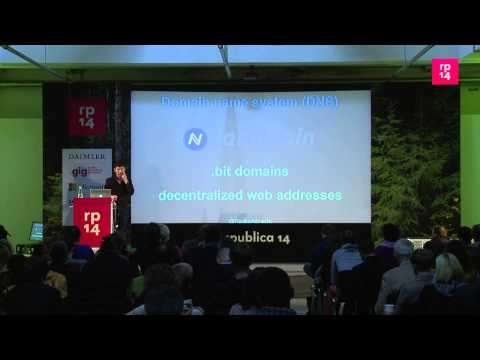 re:publica 2014 - Radoslav Albrecht: The digital money ... on YouTube