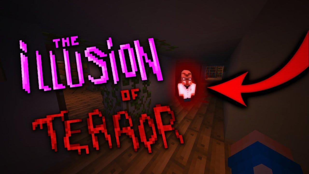 minecraft horror map windows 10