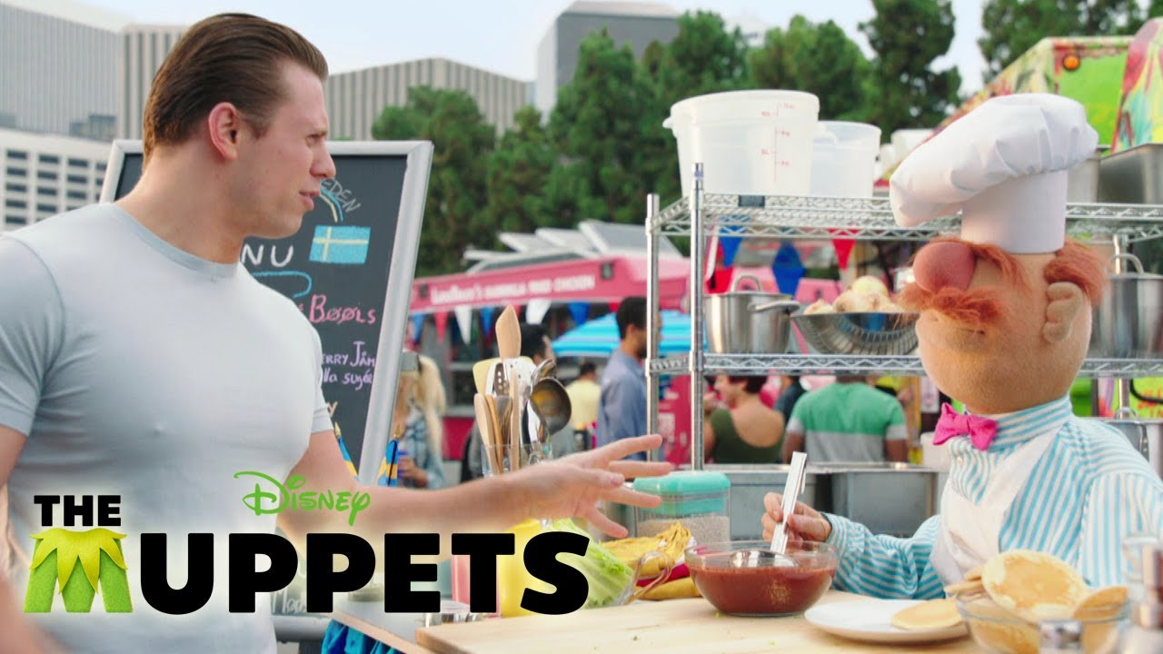 """Download Check out this AWESOME """"Muppisode"""" with the Muppets and a special guest star!"""