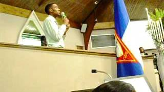 Therry Thomas singing Still In Love by Brian McKnight