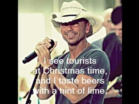 "Kenny Chesney ~ ""When I See This Bar"" (with lyrics)"