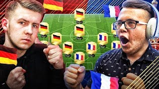 N3J VS CIEPŁY VIBE - FANTASY COLLECTION | WORLD CUP 2018