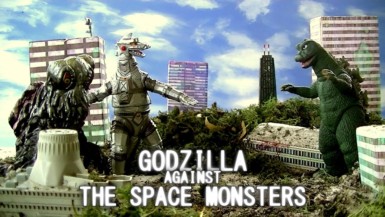 godzilla against the space monsters full movie 2016