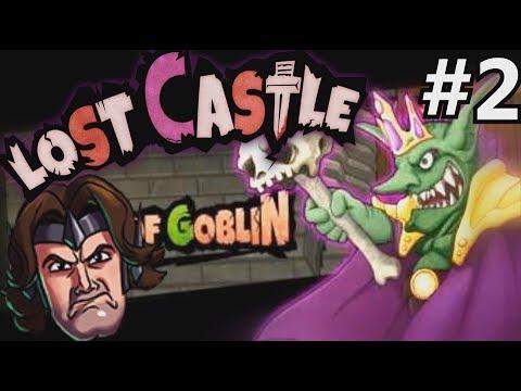 TEMPLIER ET SARRASIN EN COOP !!! -Lost Castle-Ep.2 Petit gameplay avec Jehâaal & Vult Lennon