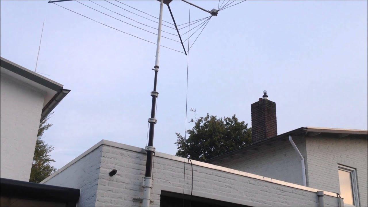 geroh mast tower pe1jxi electric cobweb by TheHajac