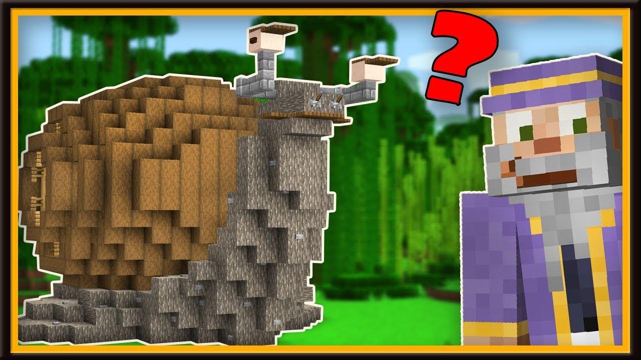Hermitcraft S7 Episode 1: Very Unusual STARTER House!