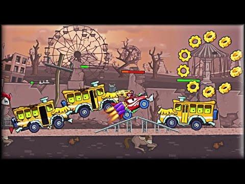Car Eats Car 3 Game Walkthrough Full