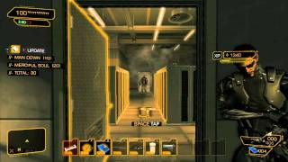 Deus Ex Human Revolution walkthrough part 3