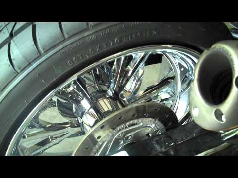 can-am spyders new wheel pacakges 20 inch all chrome packages