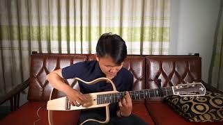 Nỗi Nhớ Nơi Con Tim Mồ Côi  guitar solo [Mitxi Tòng]
