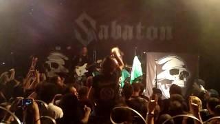 Sabaton - Smoking Snakes (Live @ Cultural Bar - RockAlive)