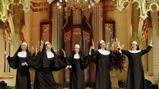 Watch Sister Act Aint No Mountain High Enough video