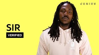 SiR &quotD&#39Evils&quot Official Lyrics &amp Meaning Verified