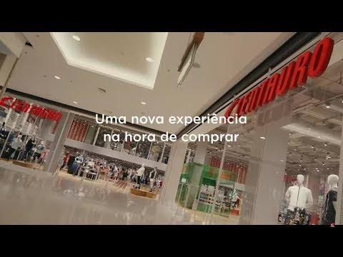 Nova Loja Centauro: Viva essa Experiência! Shopping Anália Franco SP