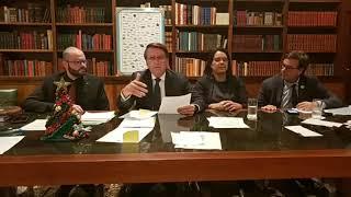 URGENTE: BOLSONARO CORRE RISCO DE IMPEACHMENT CASO ASSINE VETO DO FUNDÃO